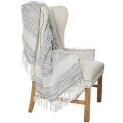 Park B. Smith Woven Acrylic Throw