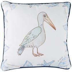 Pelican Decorative Pillow
