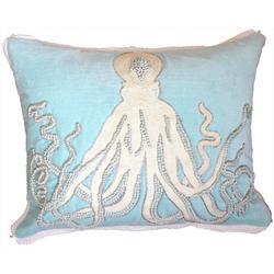 Octopus Bead Decorative Pillow