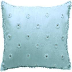 Dream Home Sasha Textured Dot Decorative Pillow