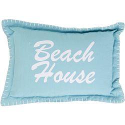 Park B. Smith Beach House Whipstitch Decorative Pillow
