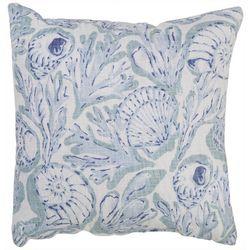 Cosmic Paradise Decorative Pillow