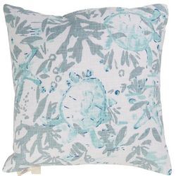 Cosmic Turtles Decorative Pillow