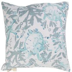 Turtles Decorative Pillow