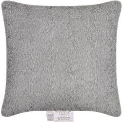 Sedona House Faux Rabbit Fur Decorative Pillow