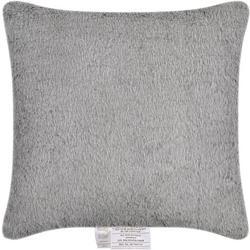 Faux Rabbit Fur Decorative Pillow