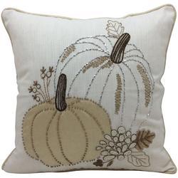 Harvest Pumpkin Decorative Pillow