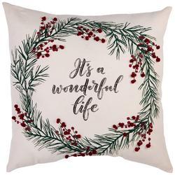 It's A Wonderful Life Decorative Pillow
