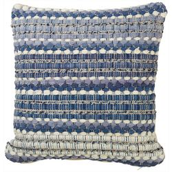 LR Resources Braided Stripe Decorative Pillow