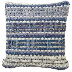 Braided Stripe Decorative Pillow