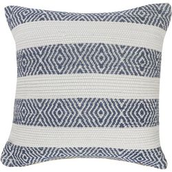 Diamond Stripe Decorative Pillow