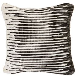 LR Resources Abstract Striped Decorative Pillow