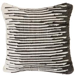 Abstract Striped Decorative Pillow