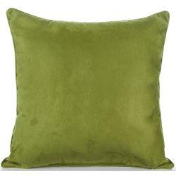 Faux Suede Decorative Pillow