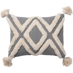 Brentwood Textured Duplex Decorative Pillow