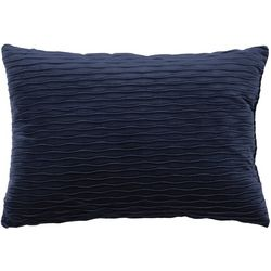 Brentwood Ripple Plush Decorative Pillow