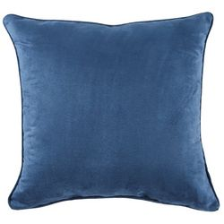 Suede Decorative Pillow