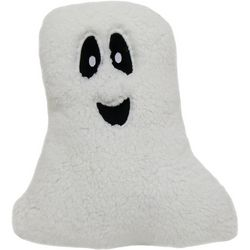 Sherpa Ghost Decorative Pillow