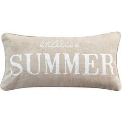 Endless Summer Decorative Pillow