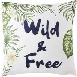 Quoted Decorative Pillow