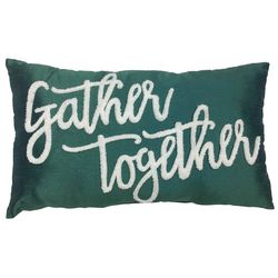Fancy That Gather Together Decorative Pillow