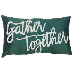 Gather Together Decorative Pillow