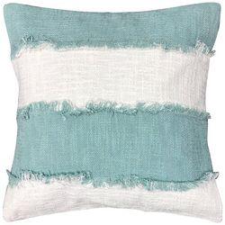 Harper Lane Horizontal Wide Stripe Decorative Pillow