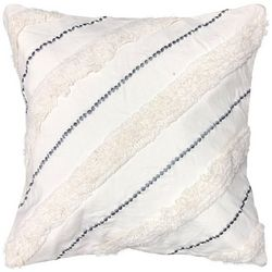 Harper Lane Diagonal Stripe Decorative Pillow