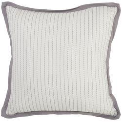 Deco Stitched Decorative Pillow