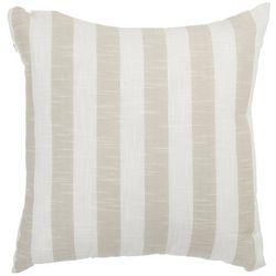 Deco Slub Stripe Decorative Pillow