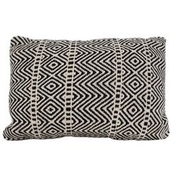 Arlee Diamond Stripe Decorative Pillow