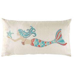 Arlee Mermaid Decorative Pillow