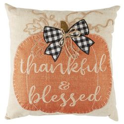 Arlee Thankful & Blessed Throw Pillow