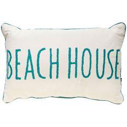 Satvik Beach House Decorative Pillow