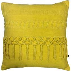 Satvik Hanging Knots Decorative Pillow