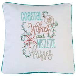 Coastal Wishes Accent Pillow
