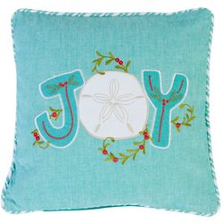 Kay Dee Designs Joy Sand Dollar Accent Pillow