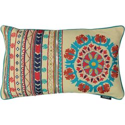 Mod Lifestyles Santa Fe Lumbar Decorative Pillow
