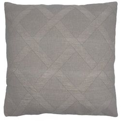Mod Lifestyles Diamond Texture Decorative Pillow
