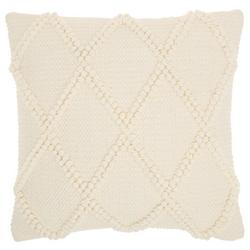 Diamond Loop Decorative Pillow