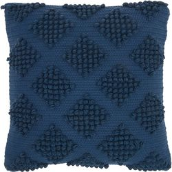 Diamond & Loop Decorative Pillow