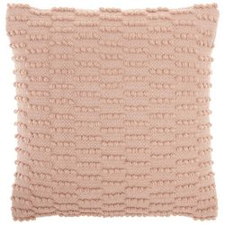 Mina Victory All-Over Knots Decorative Pillow