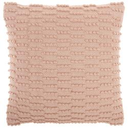 All-Over Knots Decorative Pillow
