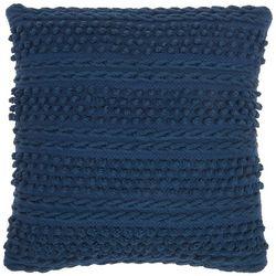 Mina Victory Knot Braid Decorative Pillow