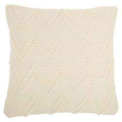 Mina Victory Zig Zag Decorative Pillow