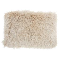 Fluff Faux Fur Decorative Pillow