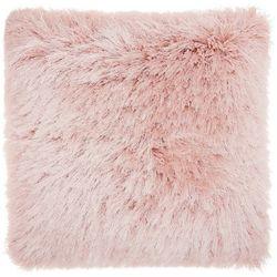 Mina Victory Shimmery Shag Decorative Pillow