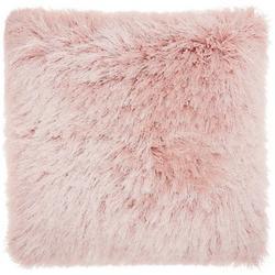 Shimmery Shag Decorative Pillow