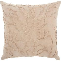 Stone Washed Reef Decorative Pillow