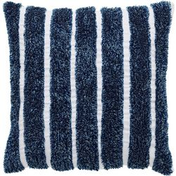 Victoria Classics Beach Stripe Decorative Pillow